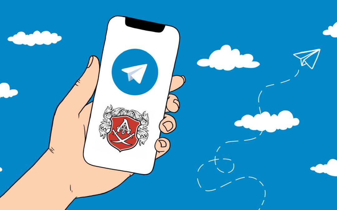 Академія Характерництва відтепер у Telegram